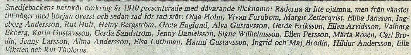 1912 Brodins barnkör_2 namn
