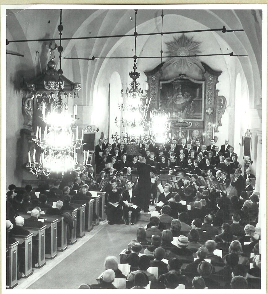 19650327 Smedjebackens Musiksällskap 50 år