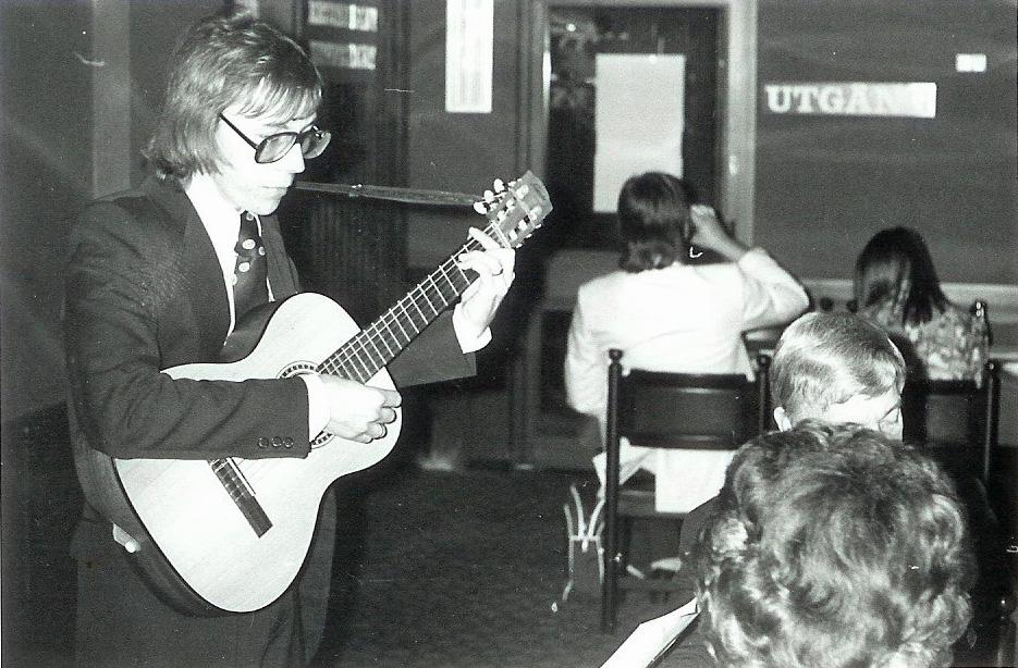 19751025 Jubileumsfest 14 Putte Sven-Gunnar Dahlström autokorr