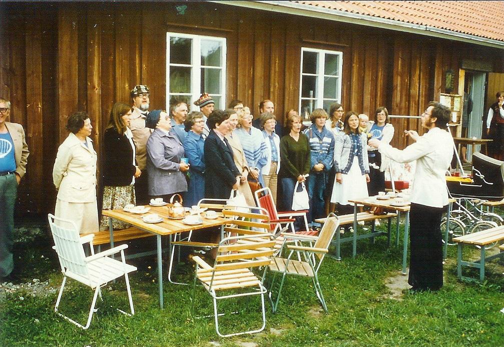 19780617 Östersund sång på Frösön