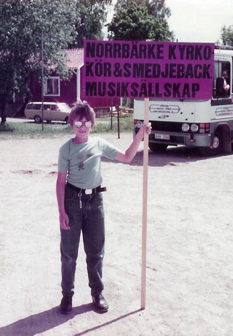 1982 ca Skinnsberg Körstämma