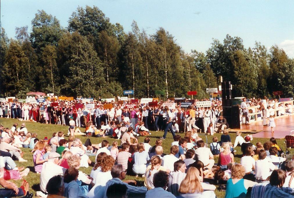 19820619 Skinnskatteberg Körstämma