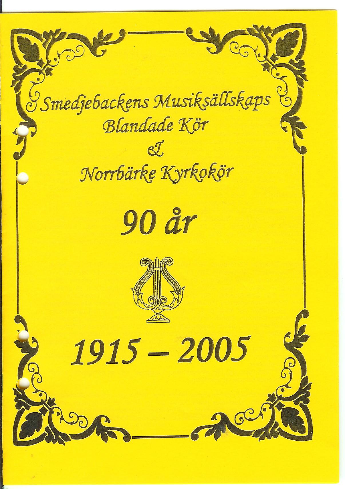 20050528 Kören 90år