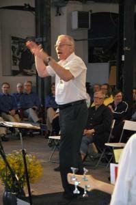 Körens 95-års jubileum  i Meken 2010
