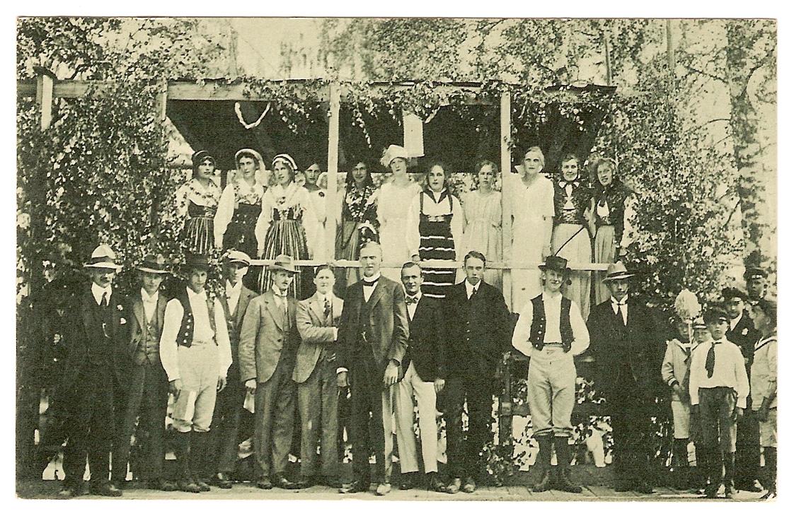 Smedjebackens musiksällskap 1919